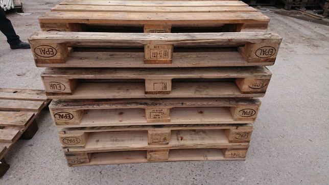 Europalety drewniane EPAL