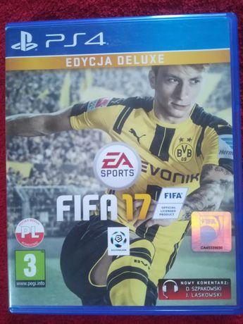 Zamienię FIFA 17 PS4