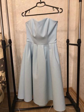 Сукня плаття платье нарядное s с размер