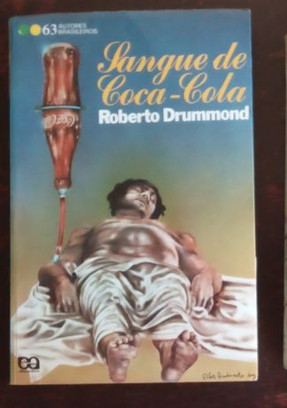 sangue de coca-cola / Roberto drummond