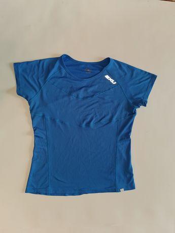 2XU koszulka kompresyjna roz.M/L,bluza,termiczna,bluzka,legginsy,getry