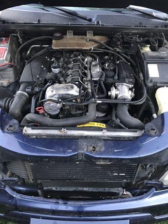 Двигатель двигун мотор mercedes ml 163 ML 270 2.7CDI OM612 форсунки