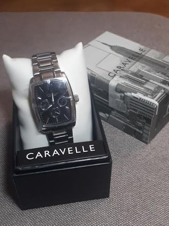 Годинник BULOVA Caravelle New York 43C115 = НОВИЙ !!!