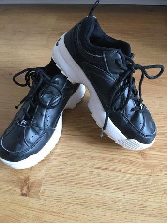 Buty fila czarne