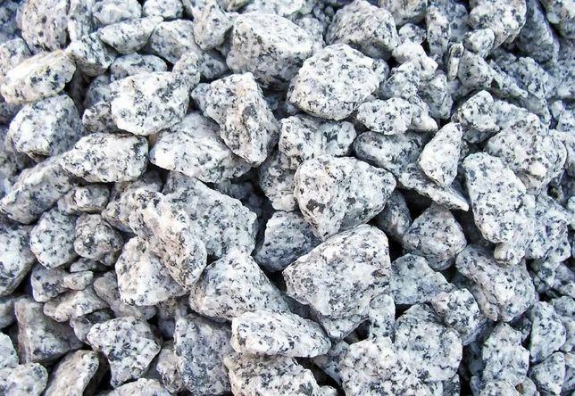 Grys granitowy , kamień ogrodowy 16-22