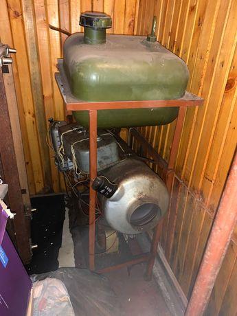 Продам дизельный отопитель ОВ-65