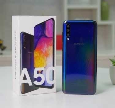 РАСПРОДАЖА! Новый Телефон Samsung Galaxy A50 хороший смартфон