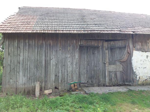 Stodoła stare deski