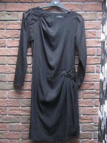 Mała czarna elegancka sukienka 38