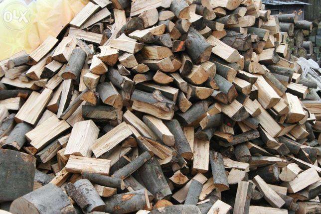 Drewno opałowe,kominkowe liściaste/iglaste.