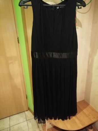 Sukienka czarna Bon Prix roz. 36 na 38