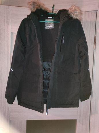 Курточка чёрная для мальчика