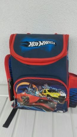Hot Wheels Tornister plecak usztywniany