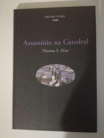 """Thomas Eliot (""""Assassínio na catedral"""")"""