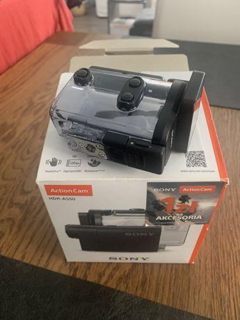 Kamera sportowa SONY HDR-AS50