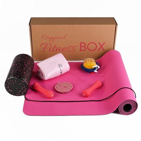 Zestaw do ćwiczeń w domu fitness