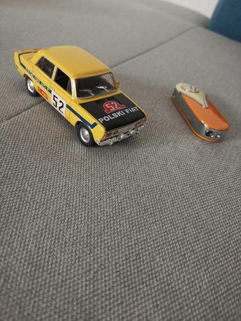 Sprzedam model Fiata i zapalniczke VW.