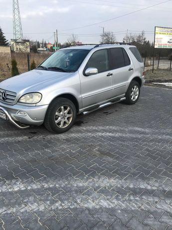 Mercedes ML  W 163 2.7 CDI