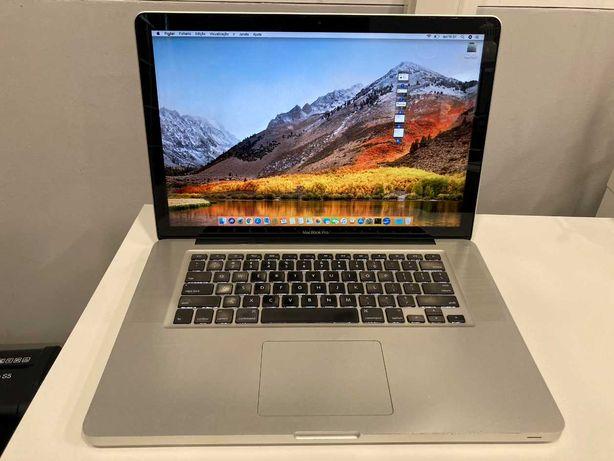 "Macbook Pro 15"" Intel Core I7"