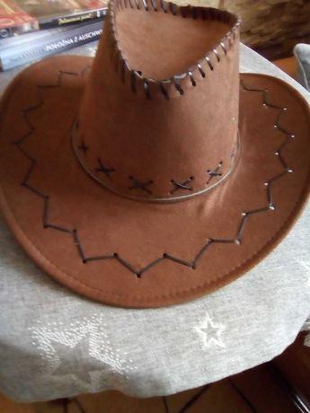 Kapelusz kowbojski dla dzieci
