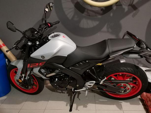 Yamaha Mt 125 de  2020