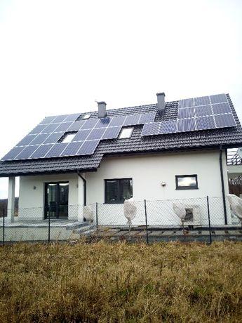 Fotowoltaika, panele słoneczne, prąd ze słońca, darmowy prąd, dotacja