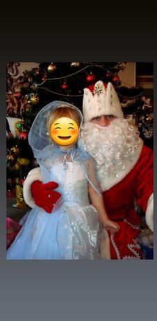 Нежное бальное платье для девочки от 110 до 122 р