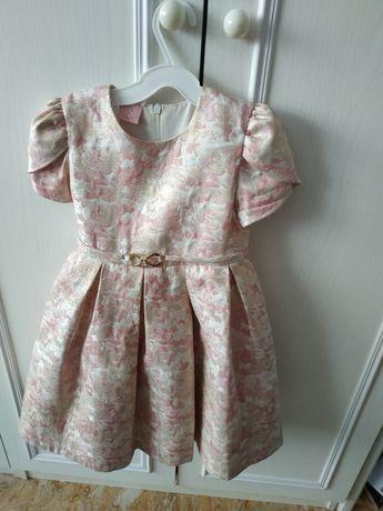 Платье детское шикарное