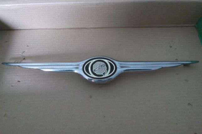 Emblema Chrysler