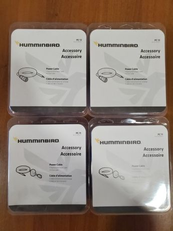 Кабель питания Humminbird PC 10 \ PC 11 \ PC 12 \ PC HELIX 12V DC