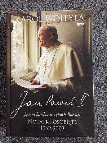 Osobiste notatki Jana Pawła II