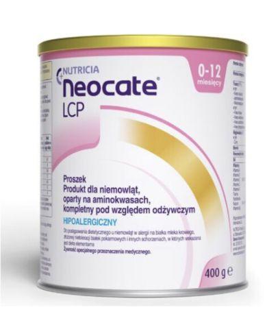 Neocate LCP preparat mlekozastępczy mleko modyfikowane dla alergików