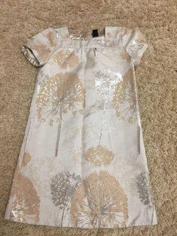 Нарядное платье Gap baby на 5 лет