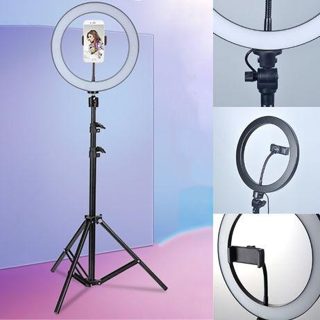 Селфи лампы со штативом ОПТ И РОЗНИЦА
