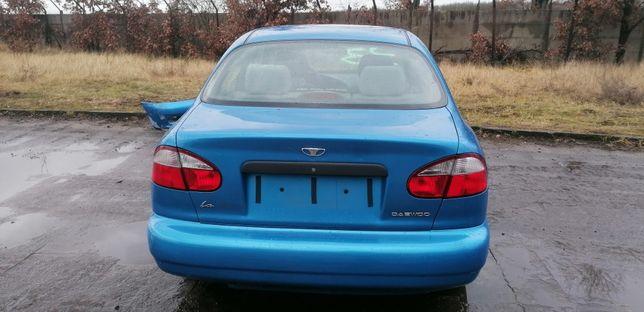 Daewoo Lanos sedan klapa tył