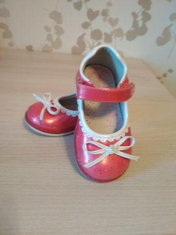 Туфли для принцессы 21 размер , 13 см