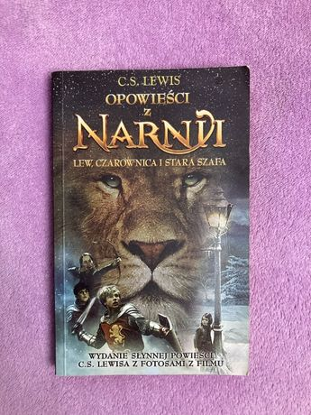 C.S. Lewis - Opowieści z Narnii - Lew, czarownica i stara szafa