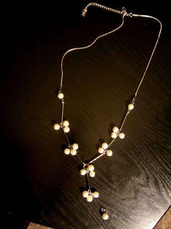 nowy naszyjnik biżuteria łańcuszek