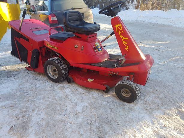 Traktorek kosiarka zamiatarka countax 11.5 hp hydro