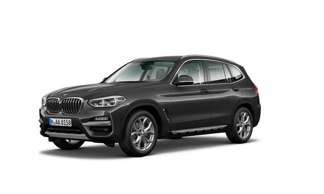 BMW X3 Oszczędność 37 800zł/Nowy odbiór Kwiecień/ Maj / BMW Gazda