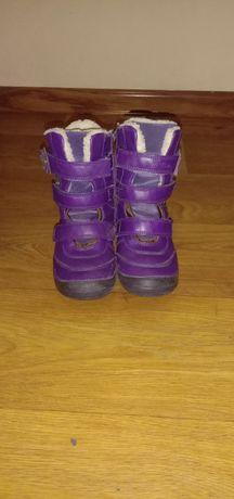 Зимове шкіряне взуття для дівчинки ФіРМОВІ SPiRIT
