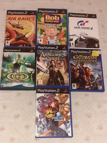 Vários jogos (ps1 ps2 psp etc)
