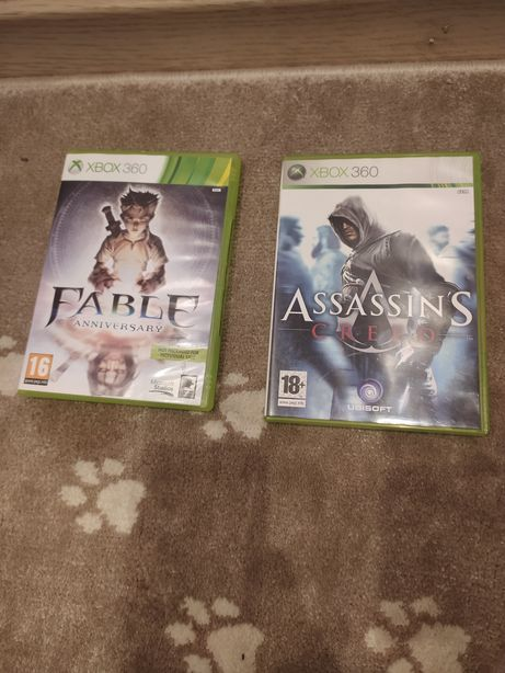 Asssassin , Fable anniversary
