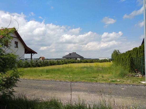 Sprzedam działkę budowlaną w Pięczkowie 1000 m2
