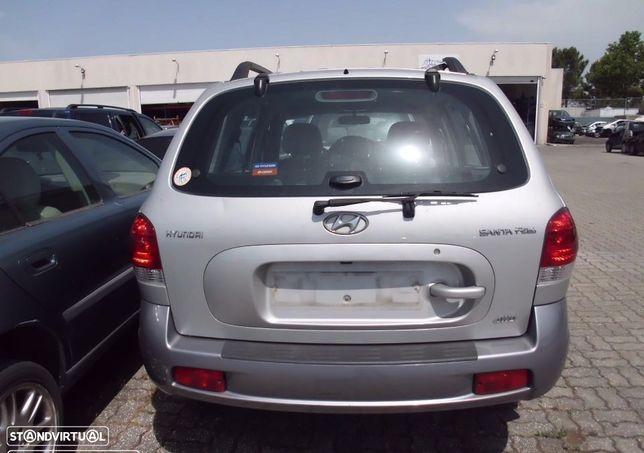 Peças Hyundai Santa Fe
