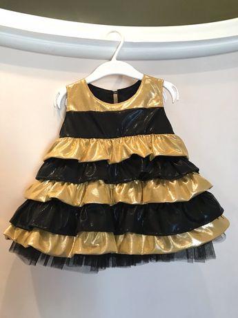Карнавальный костюм. Платье Пчелка