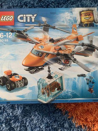 Lego City Арктический вертолет(60193) оригинал