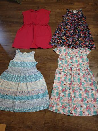Sukienka hm 122 128 Kids