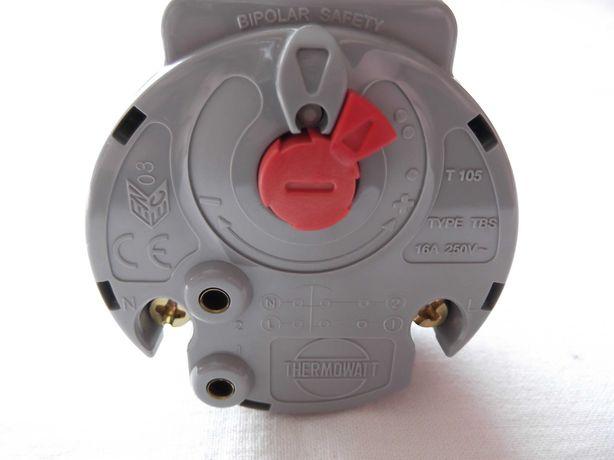 Терморегулятор стержневой с термозащитой THERMOWATT для бойлера