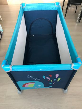 Łóżeczko turystyczne Baby design